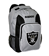 TNT Media Group NFL® Oakland Raiders Southpaw Team Color Backpack