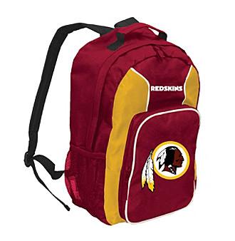 TNT Media Group NFL® Washington Redskins Southpaw Team Color Backpack
