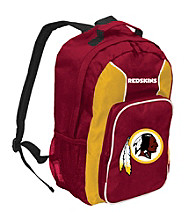 TNT Media Group NFL® Washington Redskins Southpaw Team Color Backpack