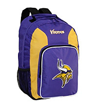TNT Media Group NFL® Minnesota Vikings Southpaw Team Color Backpack