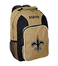 TNT Media Group NFL® New Orleans Saints Southpaw Team Color Backpack