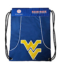 TNT Media Group NCAA® West Virginia Mountaineers Axis Backsack