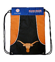 TNT Media Group NCAA® Texas Longhorns Axis Backsack