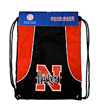 TNT Media Group NCAA® Nebraska Cornhuskers Axis Backsack