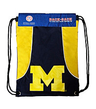 TNT Media Group NCAA® Michigan Wolverines Axis Backsack