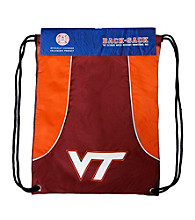 TNT Media Group NCAA® Virginia Tech Hokies Axis Backsack