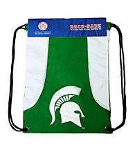 TNT Media Group NCAA® Michigan State Spartans Axis Backsack