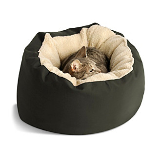 Dog Gone Smart™ Cat Bed with Piping