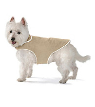 Dog Gone Smart™ Dog Jacket with Ecru Piping