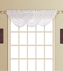 United Curtain Co. New Rochelle Waterfall Valance