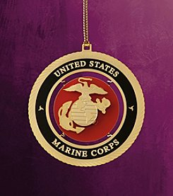 ChemArt Military Keepsakes Marine Corps Christmas Ornament
