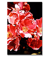 Wild Roses Framed Art by David Lloyd Glover