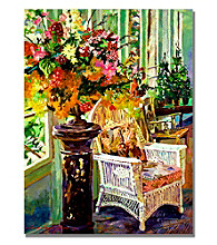 Sun Room Framed Art by David Lloyd Glover