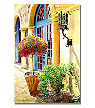 Italian Elegance Framed Art by David Lloyd Glover