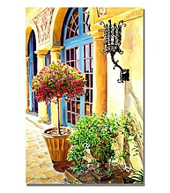 Trademark Fine Art Italian Elegance Framed Art by David Lloyd Glover