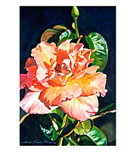 Royal Rose Framed Art by David Lloyd Glover