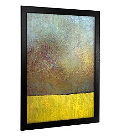 Trademark Fine Art Earth Study II Canvas Framed Art