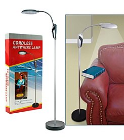 Trademark Home Cordless Portable LED Floor Lamp