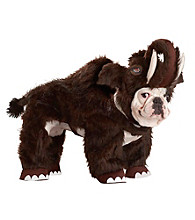 Wooly Mammoth Pet Costume