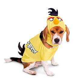 Angry Birds Yellow Bird Pet Costume