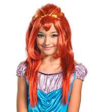 Winx Club Bloom Child Wig