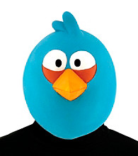 Angry Birds Blue Bird Latex Mask Adult
