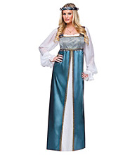 Lady Capulet Adult Plus Costume