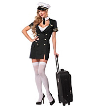 Ready for Take-Off Adult Plus Costume