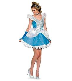 Deluxe Sassy Cinderella Adult Costume