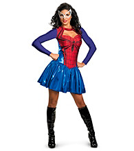 Spider - Girl Adult Costume