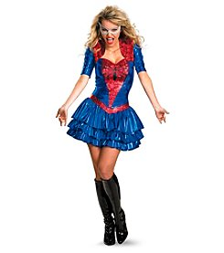 Spider - Girl Sassy Deluxe Adult Costume
