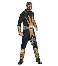Mortal Kombat™ Scorpion Adult Costume