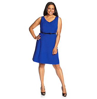 AGB Plus Size Dress Women's