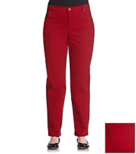 Gloria Vanderbilt® Plus Size Colored Jeans