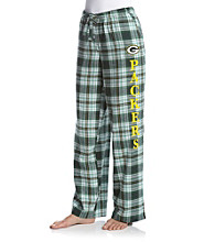 College Concepts Green Bay Packers Flannel Pants