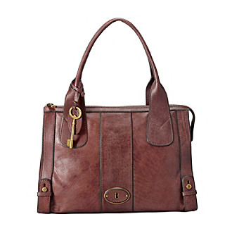 Fossil® Vintage Re-Issue Top Zip Satchel