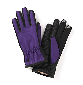 Isotoner Smartouch® Nylon Gloves