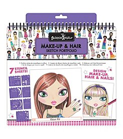 Fashion Angels® Make-Up & Hair Sketch Portfolio