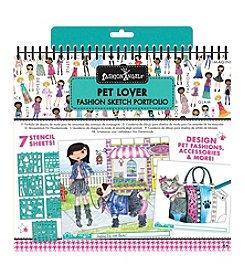 Fashion Angels® Pet Lovers Sketch Portfolio