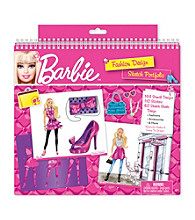 Barbie® Fashion Design Sketch Portfolio