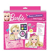 Barbie® Beauty & Accessories Sketch Portfolio