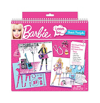 <strong>Web exclusive!</strong> Barbie® needs to get ready for work… can you design the perfect outfits for her?