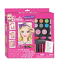 Fashion Angels® Barbie® Make-Up Artist Sketch Set