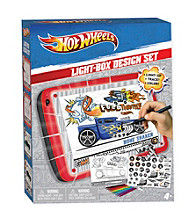Hot Wheels® Light Box Design Set