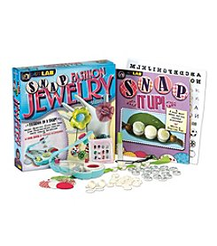 SmartLab® Toys Snap Fashion Jewelry Studio