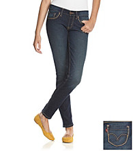 Levi's® Juniors' 524™ Southern Belle Wash Triple-Needle Skinny Jeans