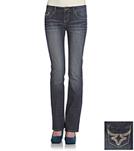 Blue Spice® Juniors' Slim Bootcut Jeans