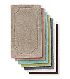 LivingQuarters Spot Stop Bath Rugs