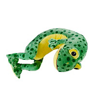 Lewis N. Clark® Childrens' Frog Neck Pillow
