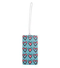 Lewis N. Clark® Belle Hop® Hearts Fashion Luggage Tag